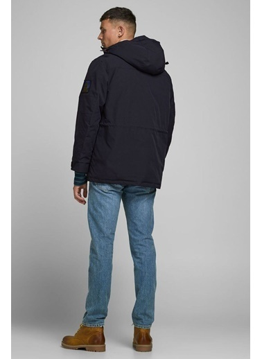 Jack & Jones JORMOUNTAIN ANORAK 12177087Navy BlaXL               Renkli
